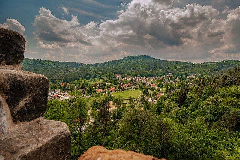 Ort und Berg Oybin