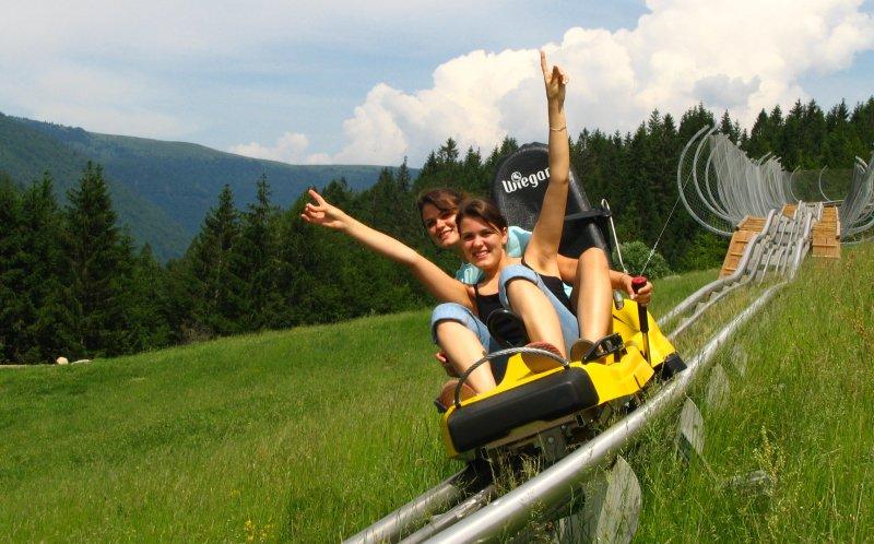Coaster im Steinwasen Park