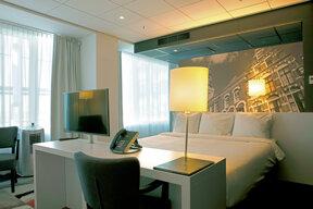 City Resort Leiden Deluxe-DZ 1