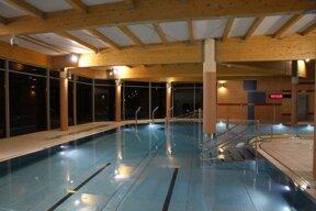 Malachit Schwimmbad