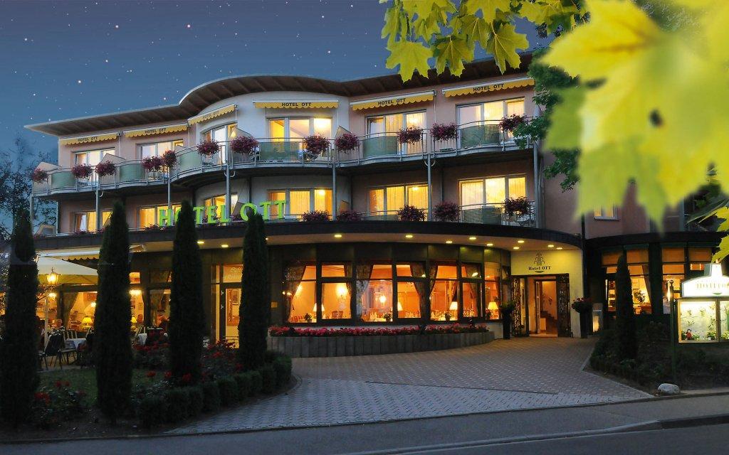 Bad Krozingen Hotel Ott aussen