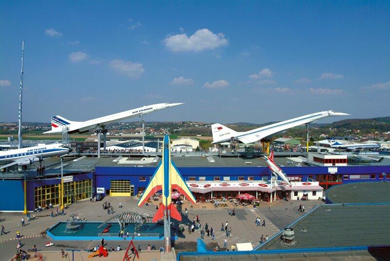 Flugzeuge C Auto & Technik Museum Sinsheim