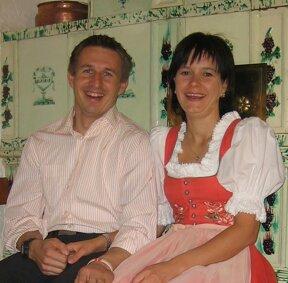 Andrea und Christian Meusburger