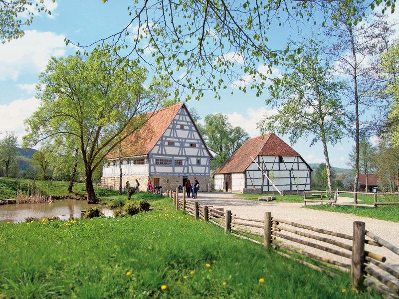 Freilandmuseum Hohenlohe