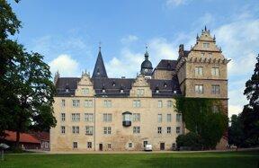 Schloss Wolfsburg pixabay