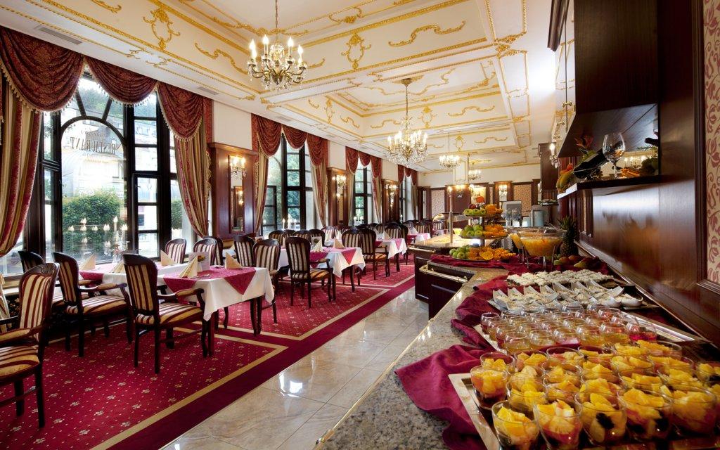 Marienbad Hotel Excelsior Restaurant