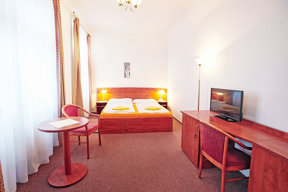 Wellness hotel Central- Zimmer 1