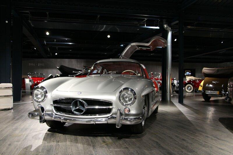 Silberpfeil im EFA Automobilmuseum Amerang