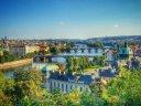 Die Moldau-Perle mitten in der Goldenen Stadt