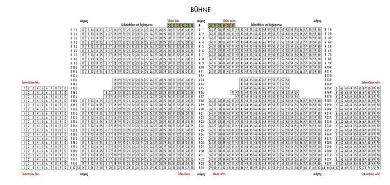 Sitzplan DomStufen-Festspiele
