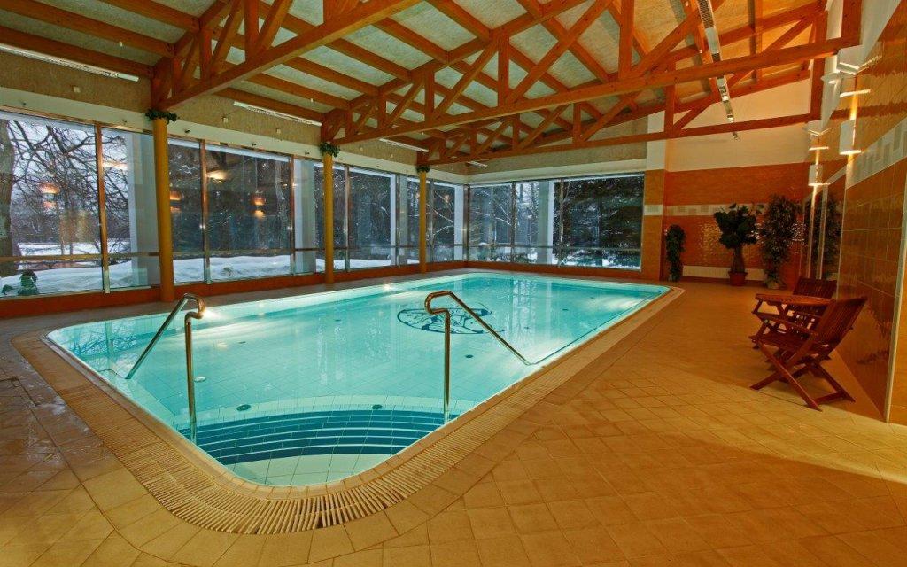 Marienbad Hotel Krakonos Pool Hallenbad