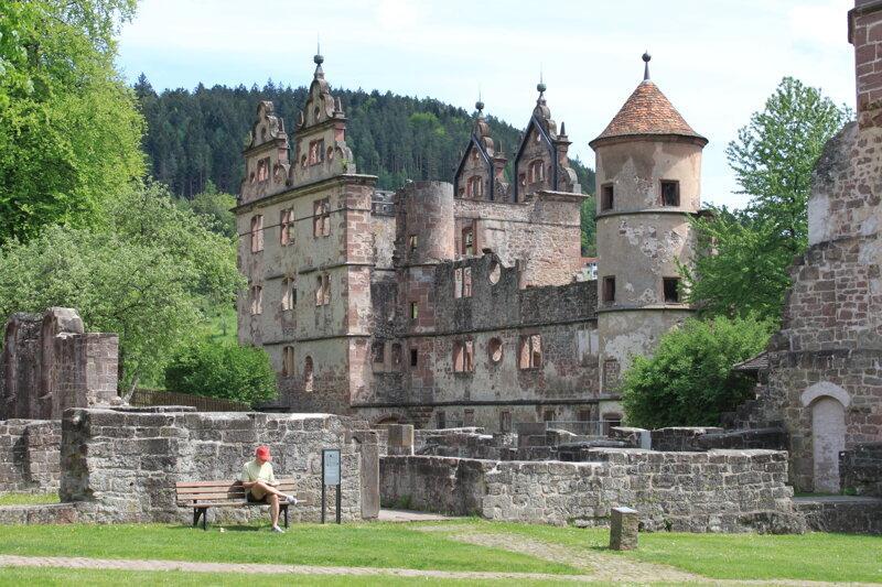 Kloster Hirsau Jagdschloss C Stadt Calw