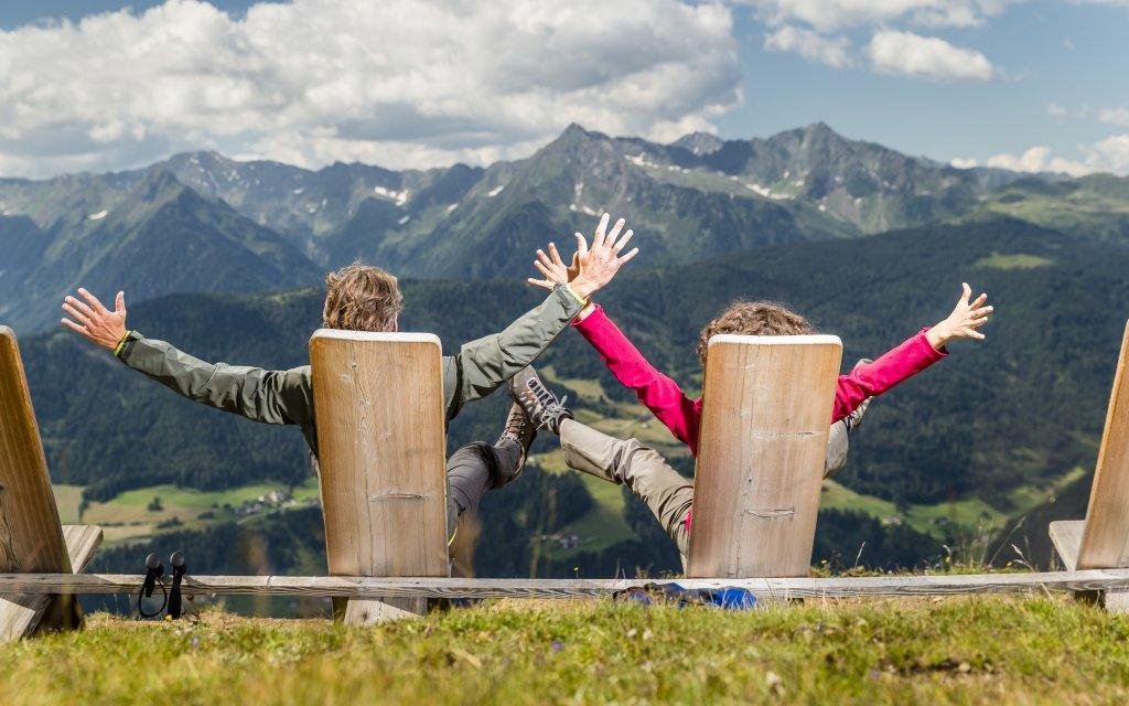 Sterzing in Südtirol in den Alpen