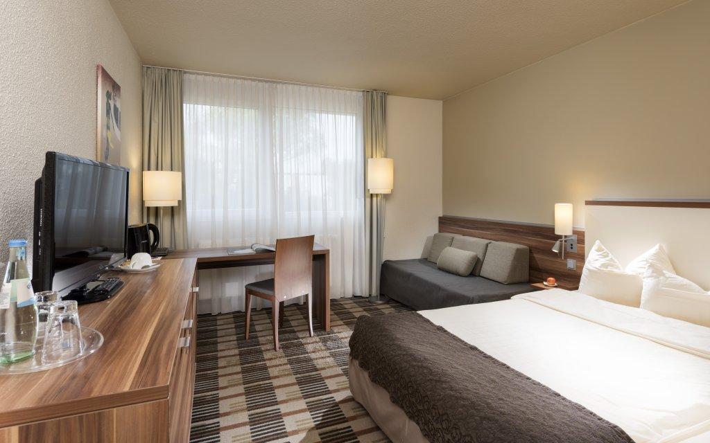 Mercure Hotel Saarbrücken Süd Zimmer Doppelzimmer