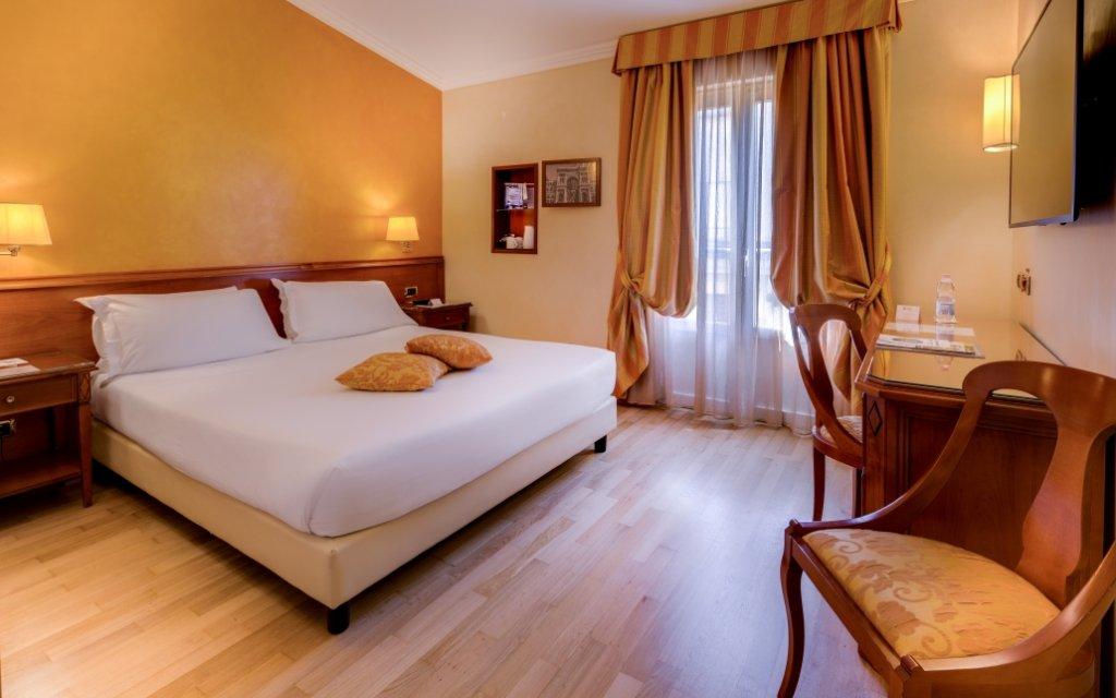 Best Western Plus Hotel Galles Milan Zimmer Doppelzimmer