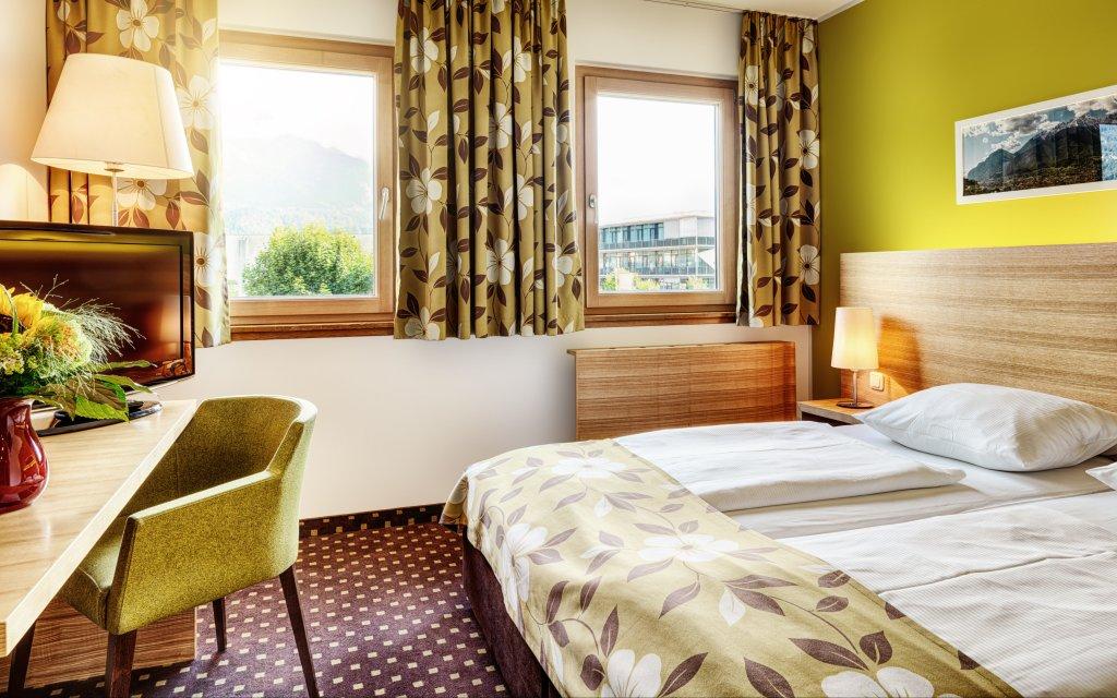 Alphotel Innsbruck Doppelzimmer