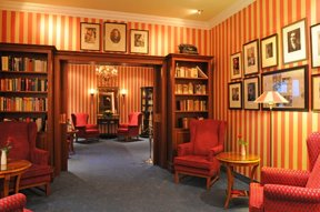 BEST WESTERN Seehotel Frankenhorst - Bibliothek