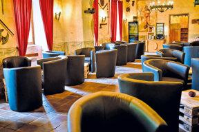 Café - Chateau Kynsperk