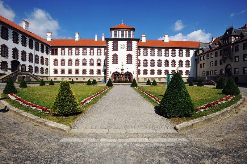Schloss Elisabethenburg, Meiningen