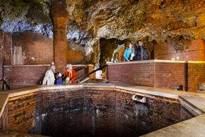 grotte 02 c Alte Saline Bad Reichenhall Südwestdeutsche Salzwerke AG