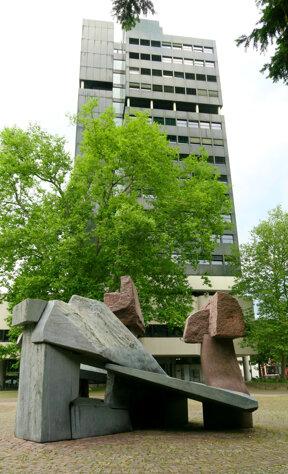 Lörrach Rathaus Miriam Loth edited