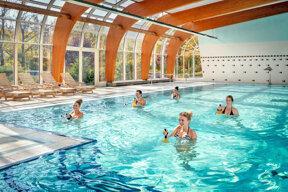 Spa Resort Sanssouci-Hallenbad 1