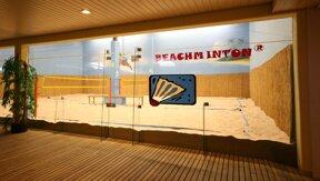 Beachminton