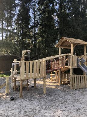 Spielplatz outdoor