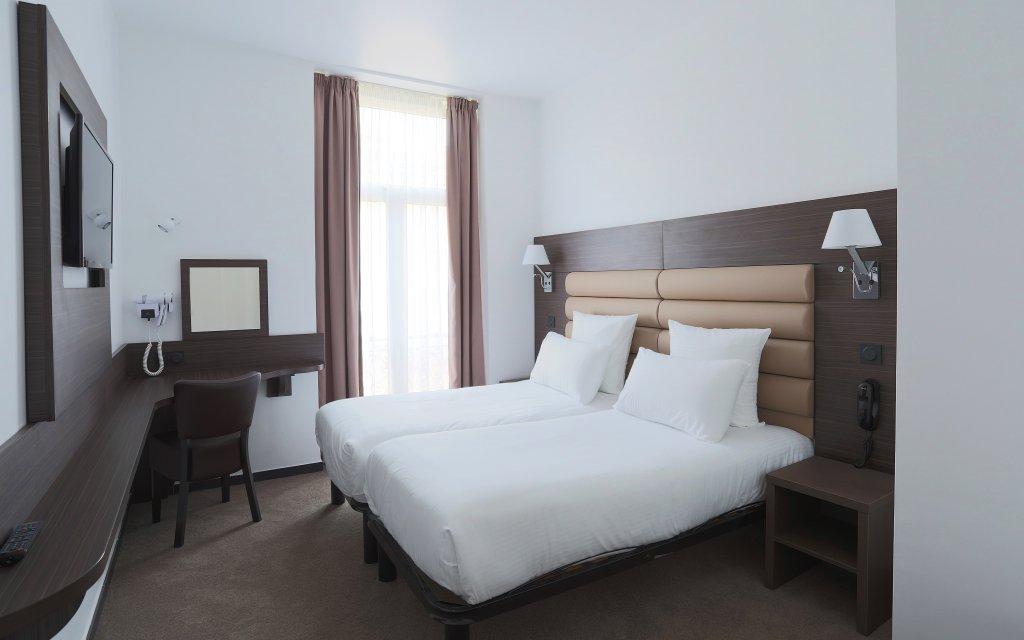 Hotel Monsigny Nizza Zimmer Doppelzimmer