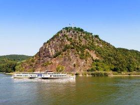 Schifffahrt Loreley C Romantischer Rhein Tourismus