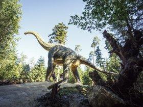 Brachiosaurus Dinopark Bayern