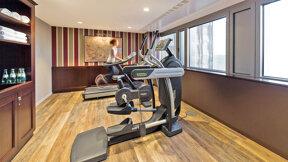 AAFM Fitnessraum