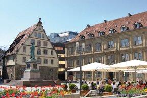 Schillerplatz c Stuttgart-Marketing GmbH