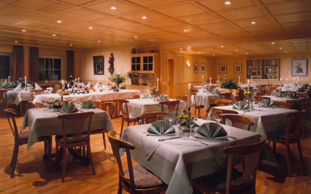 Bezau Die Sonnigen - Hotel und Appartements Restaurant