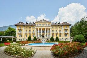 Grand Hotel Imperial Außenfassade