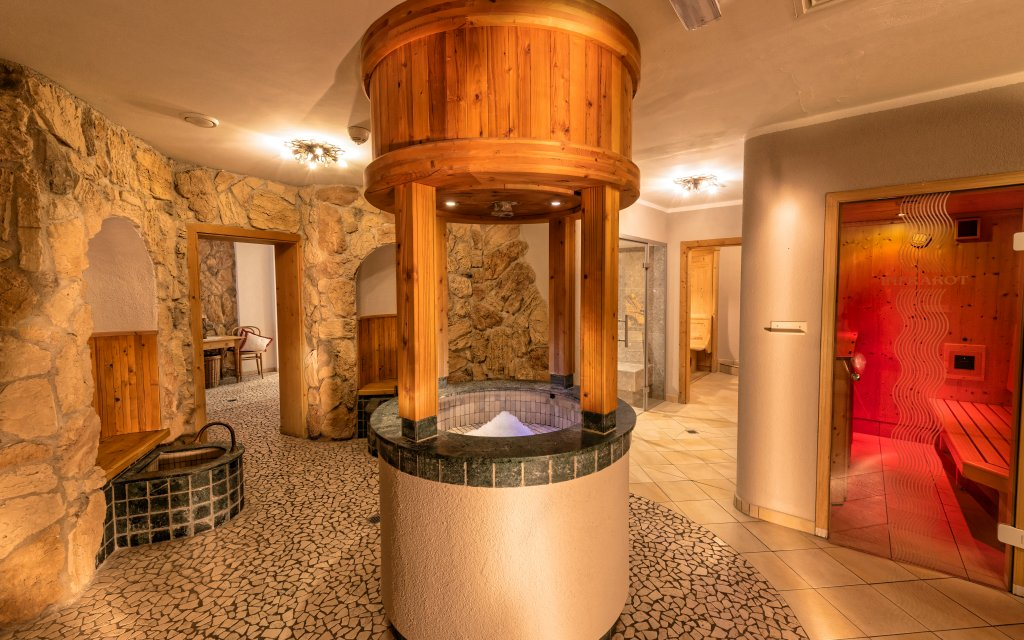 Hotel Das Posthaus Wellness Spas Bereich
