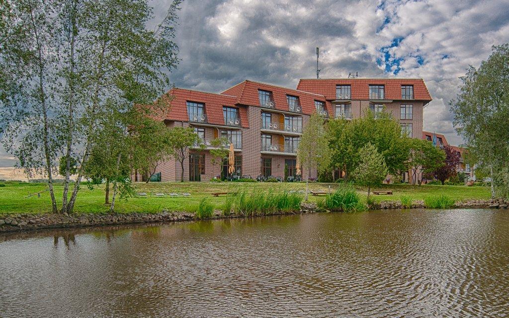 Bersteland Spreewald Parkhotel van der Valk Aussenansicht