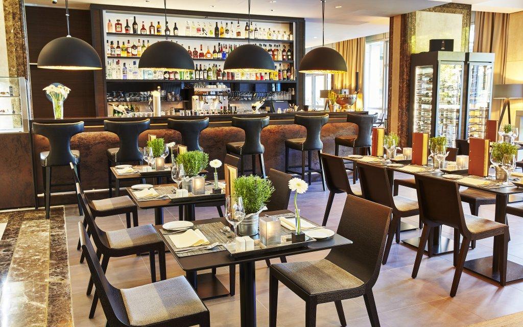 Köln Steigenberger Hotel Restaurant