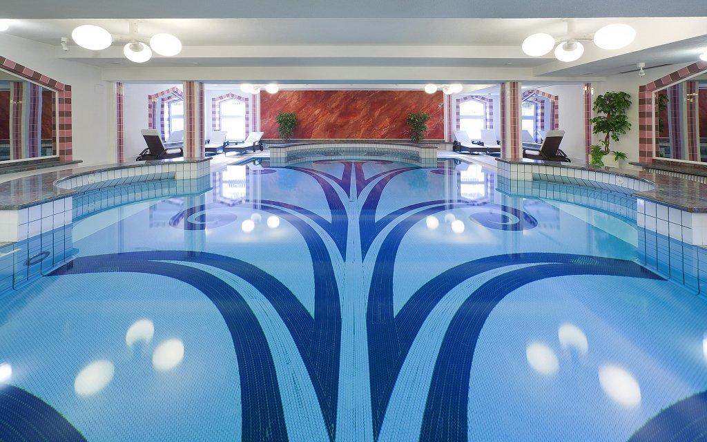 Bad Wörishofen Vitalhotel Sonneck Pool Hallenbad