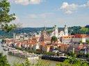 Barocker Kurztrip in die Drei-Flüsse-Stadt