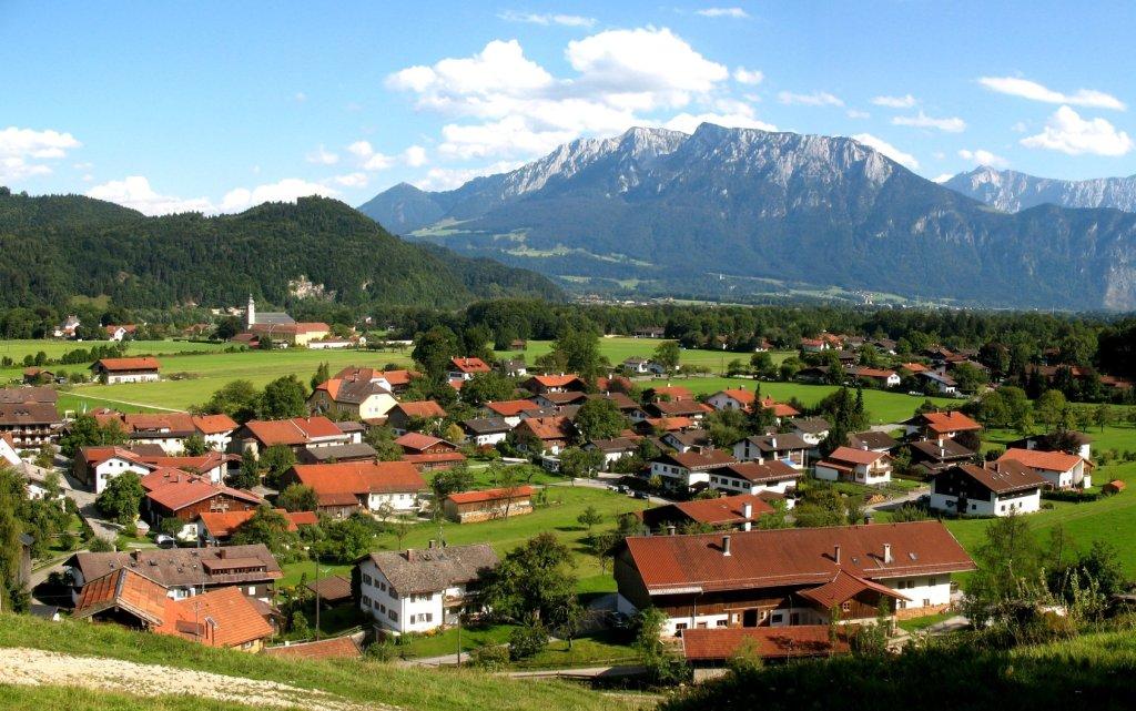 Oberaudorf im Inntal
