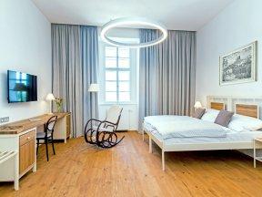 Schloss Hotel Svijany-De-Luxe DZ 1