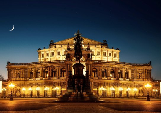 Semperoper c pixabay