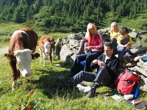 Wandern Defereggen c Nationalpark Hohe Tauern Gruber
