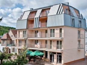 Hotel in Misdroy: Die schmucke Villa Martini.