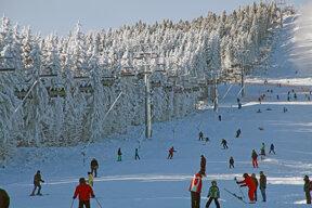Skigebiet Wurmberg Foto Braunlage Tourismus GmbH