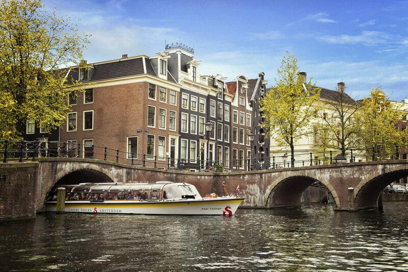 Stromma Grachtenfahrt Amsterdam
