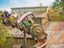 Turbulenter Urlaub im Wildwest-Park