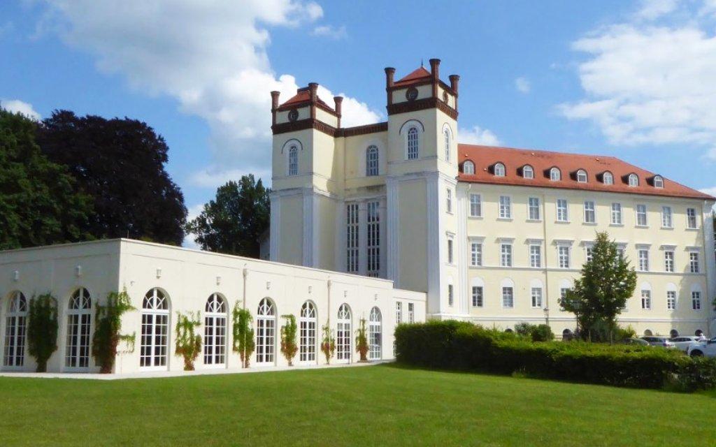 Schloss Lübbenau in Lübbenau/Spreewald