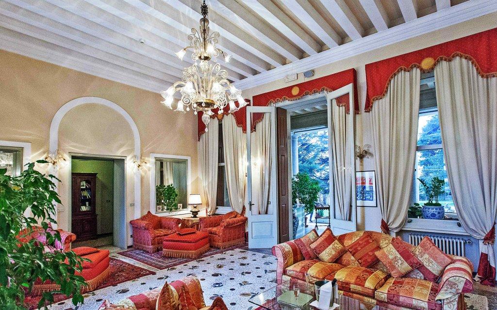Soligo Treviso Hotel Villa Soligo Lounge